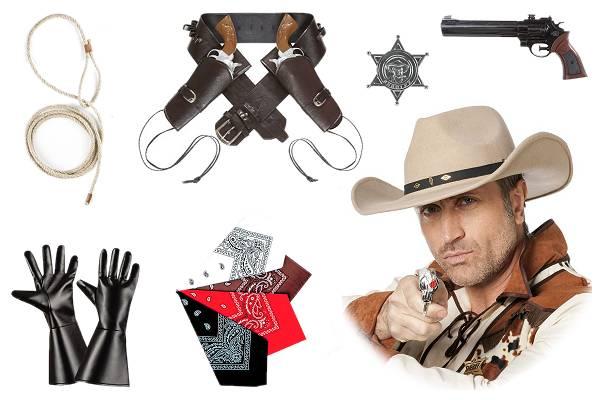 Accessoires cowboy