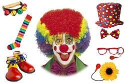 Accessoires pour Clown