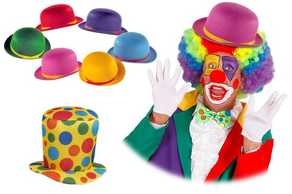 Chapeau de clown