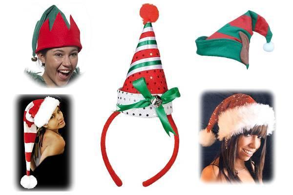 Chapeau de Noël