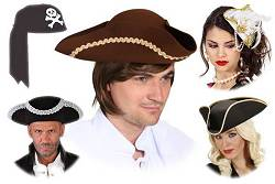 Chapeau de pirate