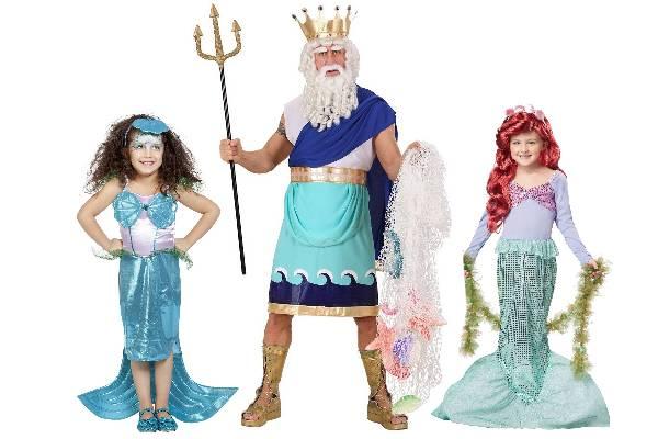 Costume de sirène