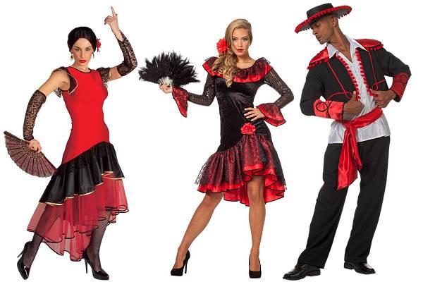 Costume espagnol