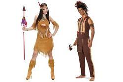 Costume indien homme et femme