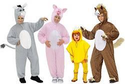 Costumes animaux de la ferme enfant