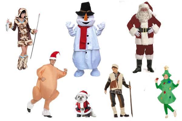 Costumes pour Noël