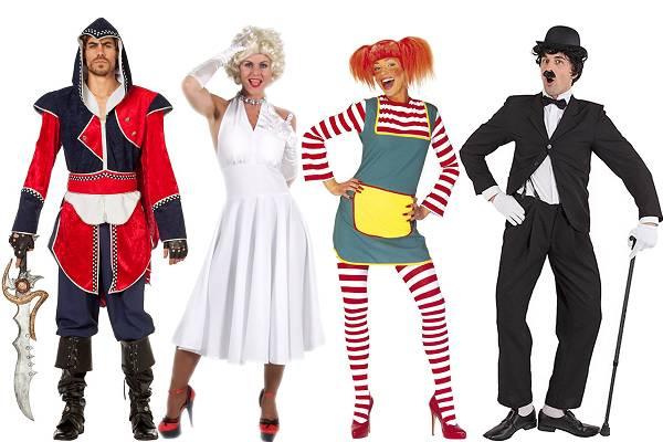 Costumes de carnaval adultes 3 dguisement thmes - Deguisement personnage disney adulte ...