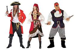 Déguisement de pirate Adulte