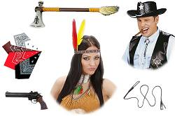 Accessoires Western