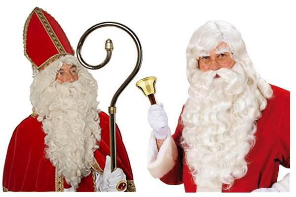 Perruque de Père Noël