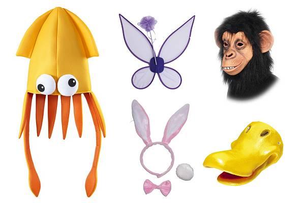 Accessoires de déguisement animaux