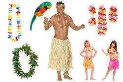 Accessoires Hawaïens