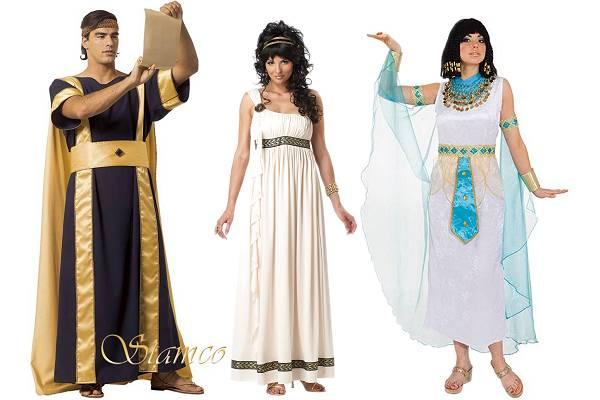 Beliebt Costumes Antiques Adultes Déguisement thèmes GE71