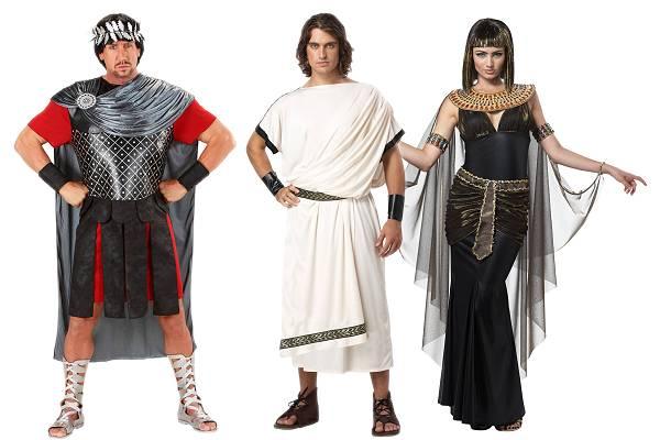 Costume Antiquité