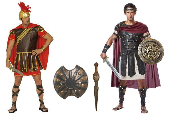 Costume centurion romain