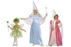 Costume de fée