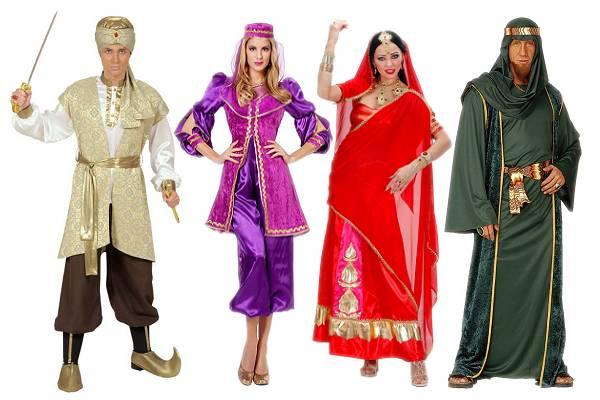 Costume oriental