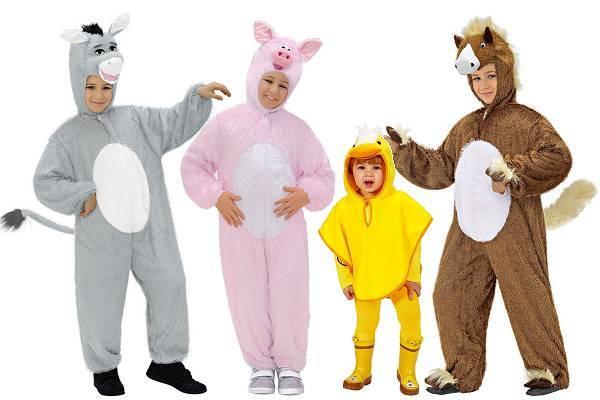 costumes animaux enfants d guisement th mes. Black Bedroom Furniture Sets. Home Design Ideas