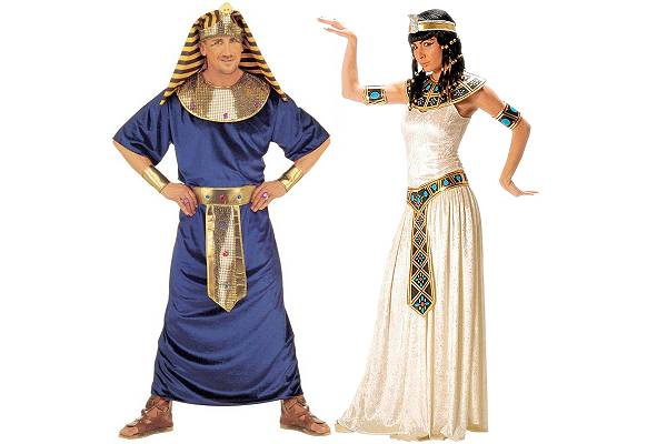 Costumes Egypte antique