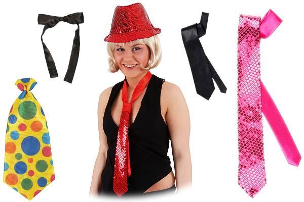 Cravate déguisement