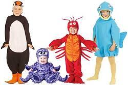 Déguisement animaux de la mer enfant