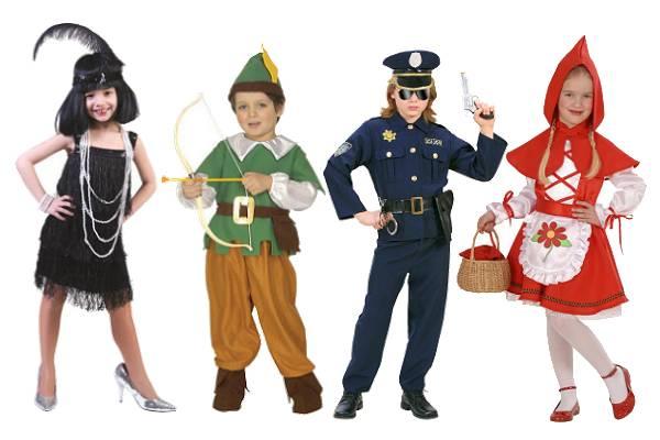 Déguisement de Carnaval enfant