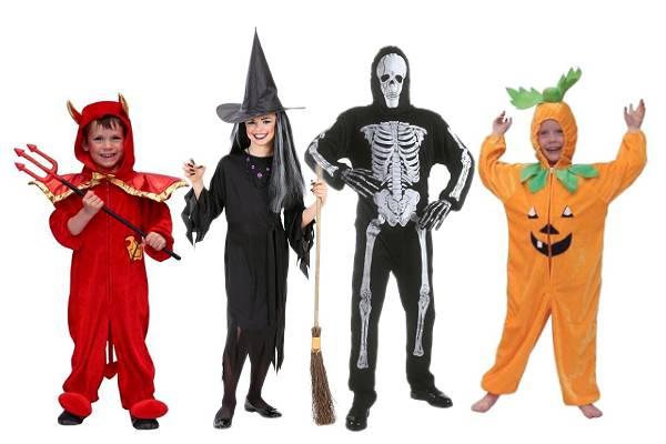 Exceptionnel Costumes Halloween Enfants Déguisement thèmes QL96
