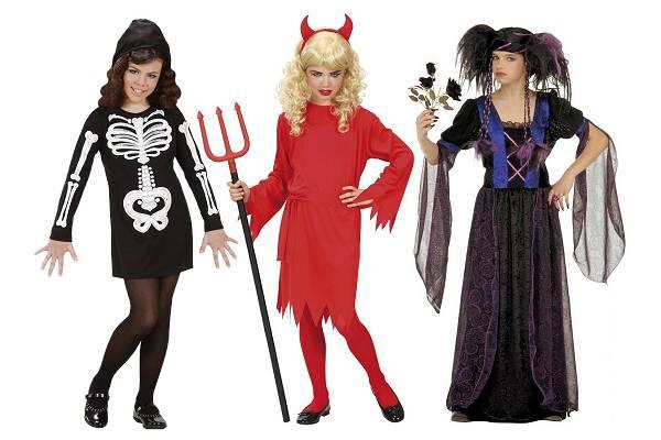 Déguisement Halloween fille