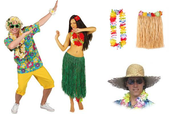 Déguisement Hawaï