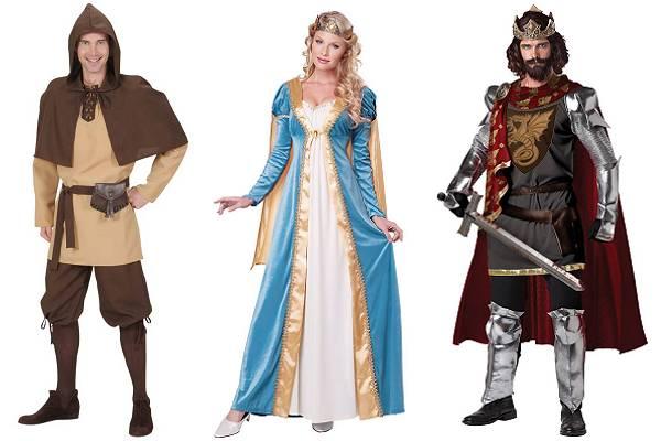 Déguisement Moyen Âge