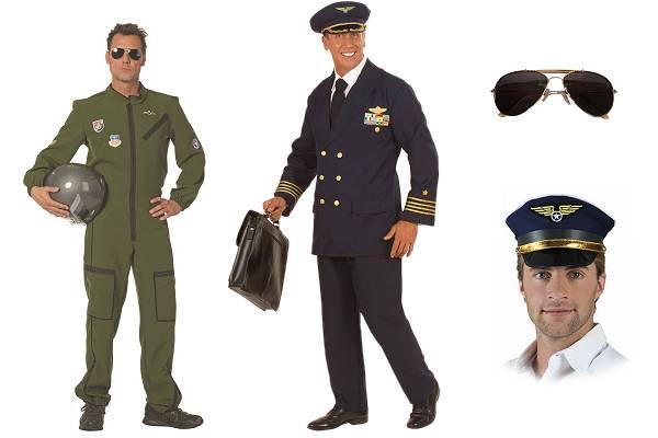 Déguisement de pilote