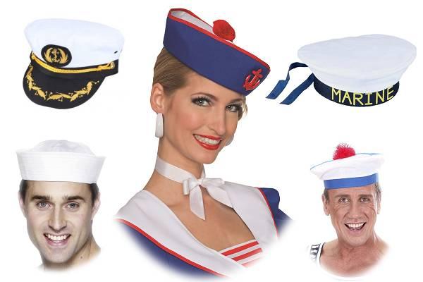 Chapeaux marins