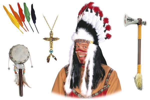 Accessoires indien