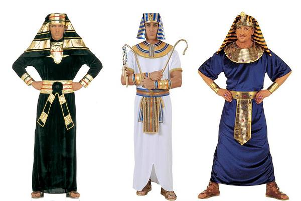 Costumes egyptien homme