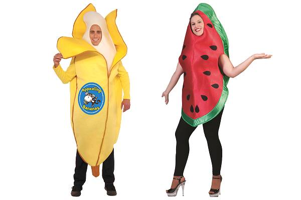 Déguisement fruit