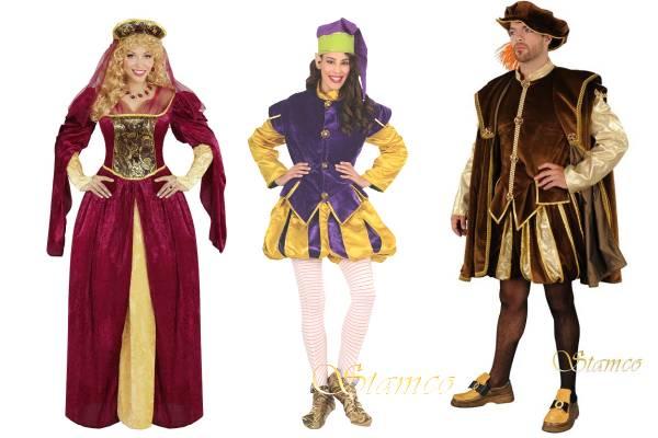 Costume Moyen-Âge