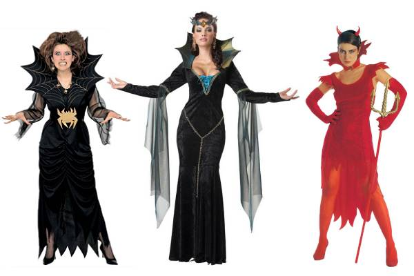 Costume Halloween femme