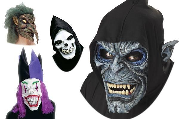 Masques Halloween