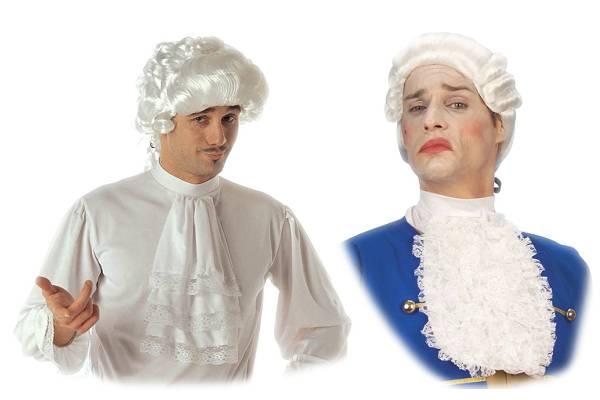 Jabot déguisement