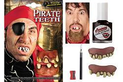 Maquillage Pirate