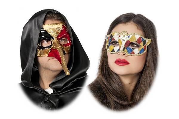 Masques Carnaval de Venise