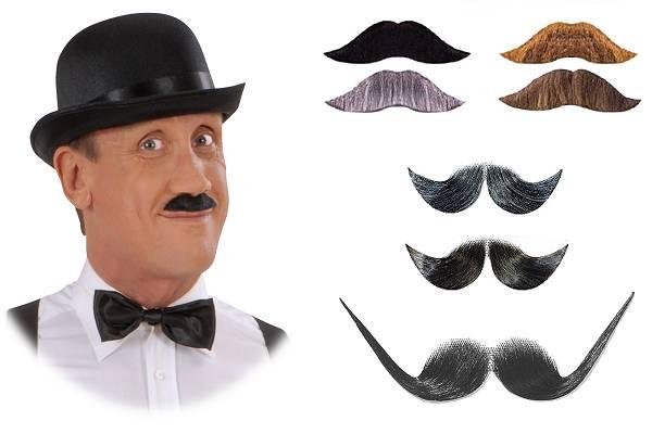 Moustaches déguisement