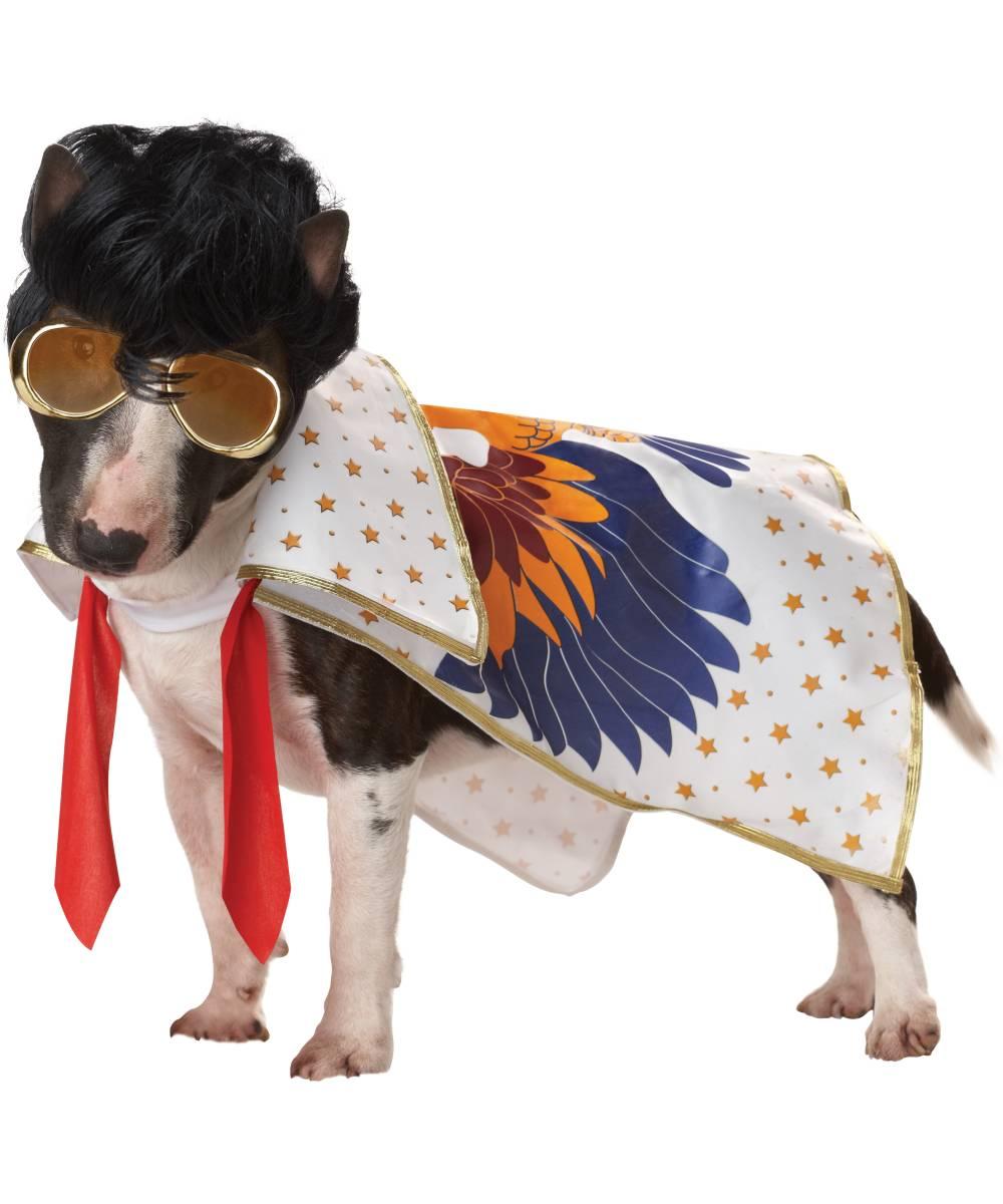 Déguisement-pour-chien-Elvis