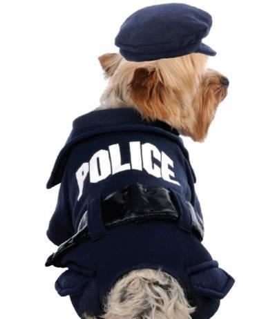 Costume-Policier-pour-chien