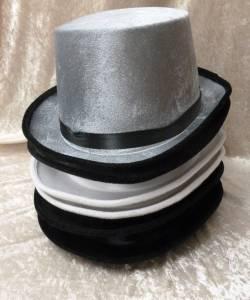 Chapeau-Haut-de-Forme-Velours-choix-2