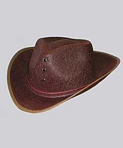 Chapeau-Western-marron