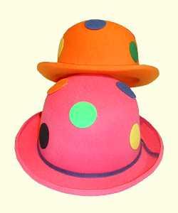 Chapeau-melon-pois-modèle-2