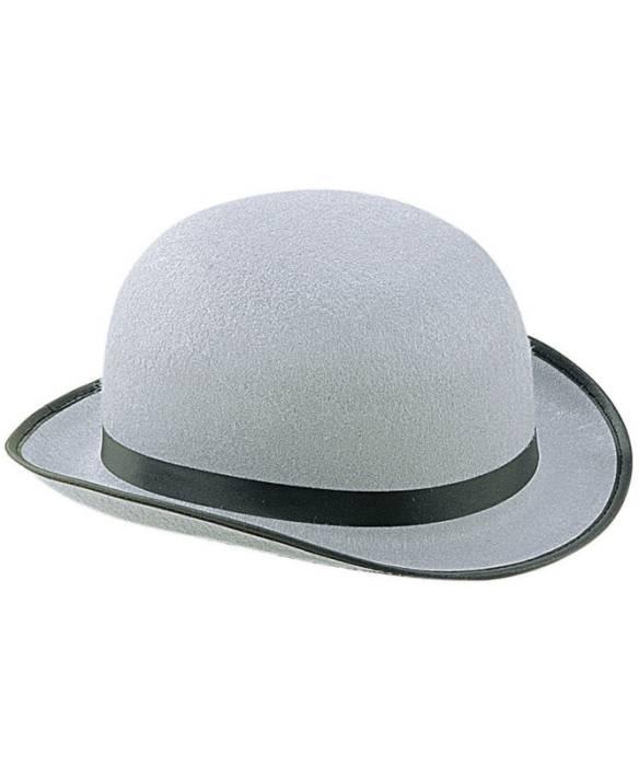 Chapeau-Melon-gris-grande-taille