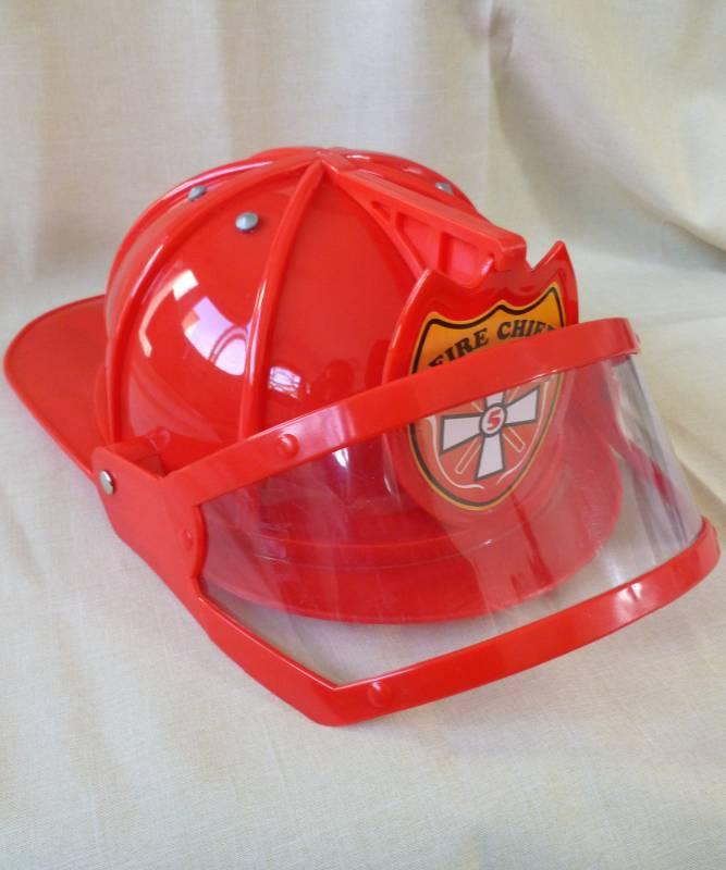 Casque-Pompier