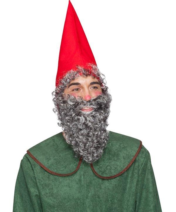 Chapeau-Bonnet-lutin-rouge